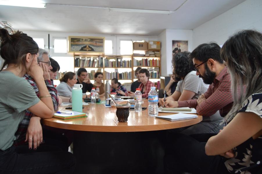 Grup de treball del projecte Cirerers