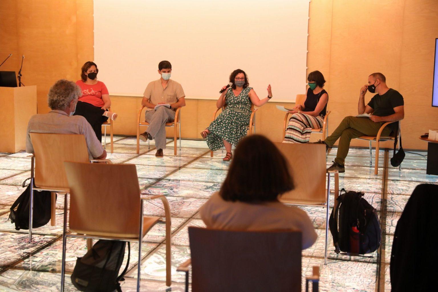 Acte de presentació 10 bones idees per canviar el món 2020